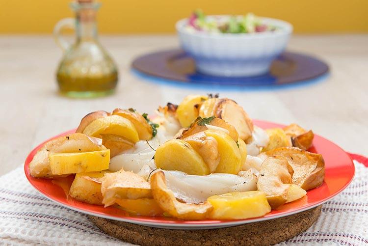 Sepia estofada con patatas