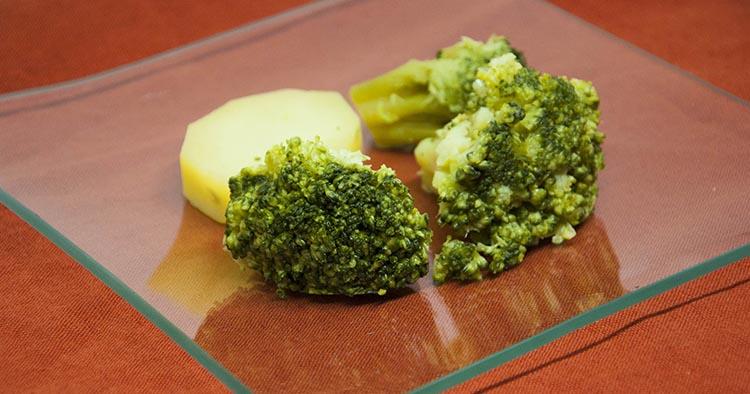 Brócoli con patatas